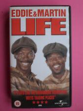 LIFE  (EDDIE MURPHY / MARTIN LAWRENCE)  -  BIG BOX ORIGINAL RARE  DELETED