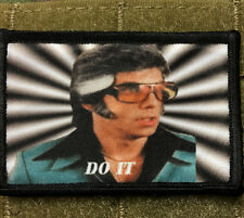 """Starsky and Hutch """"Do iT"""" Morale Patch Tactical ARMY Hook Military USA"""