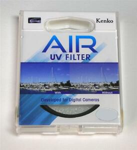 KENKO BY TOKINA AIR 37MM UV FILTER FOR SLR CAMERA LENSES FOR PROTECTION