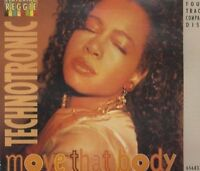 Technotronic Move that body (1991, feat. Reggie) [Maxi-CD]