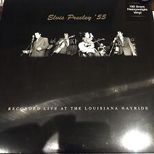 ELVIS PRESLEY '55 Recorded Live at The Louisiana - 2015 VINYL LP NEW