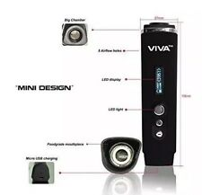 Viva Dry Herb Smallest Baking Vaporizer Kits With Ceramic Chamber H Vaporiser