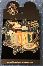 Disney Dlr - New Years Day 2003 Mickey (3D) Le/5000 Pin Moc