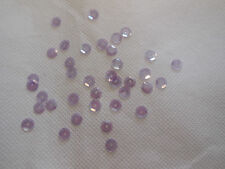 Bridal Wedding Lilac Hologram Round Cupped Sequins 6mm approx 1700 per pack 20g