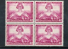 Germany #B57 Extra Fine Never Hinged Block