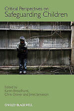 Critical Perspectives on Safeguarding Children-ExLibrary