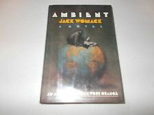 Ambient by Jack Womack (1987, Hardcover) used