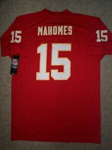 (2020-2021) Kansas City KC Chiefs PATRICK MAHOMES Jersey YOUTH KIDS BOYS (xl)