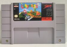 Claymates for Super Nintendo SNES by Interplay Cart Only Authentic Clean Tested