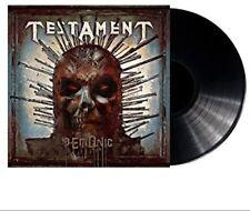 TESTAMENT - DEMONIC   VINYL LP NEW!