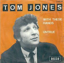 TOM JONES - UNTRUE - EX
