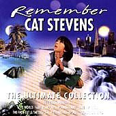Cat Stevens - Remember (The Ultimate Collection, 1999) CD ALBUM