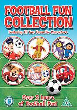 Football Fun Collection (DVD, 2008)