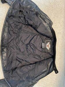 Harley-Davidson Men's XL Vented Jacket. Worn 3 Times. No Defects, Smoke Free Hom