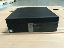 Dell OptiPlex 5040 SFF barebone Motherboard power supply heatsink Fan chassis