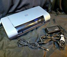 HP C8111A HP DESKJET 450 Portable INKJET Printer AC POWER ADAPTER PRINTER CABLE