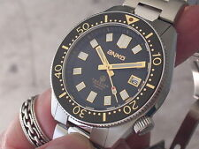TACTICO ANKO AUTOMATIC WATCH BY CREPAS 1000M  DIVER, SAPPHIRE BEZEL FULL KIT