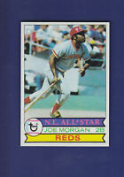 Joe Morgan HOF 1979 TOPPS Baseball #20 (NM+) Cincinnati Reds