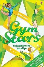 Friendships and Backflips (Gym Stars), Jane Lawes, Very Good Book