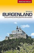 Reiseführer Burgenland von Gunnar Strunz (2017, Kunststoffeinband)