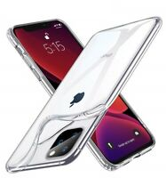 """For Apple iPhone 11 Pro (5.8"""") Case Clear Silicone Ultra Slim Gel Cover"""