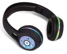 Soundlogic Light Up LED Wireless Headset 17833 - Bluetooth Kopfhörer Freisprech