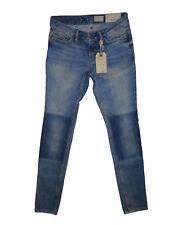ALL SAINTS CASEY Straight- Ladies Blue Denim Jeans - W24 L32