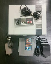 Nintendo NES System Classic Console NEW 72 Pin  With Super Mario Bros GUARANTEED