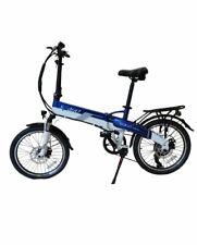 Seago's e-Power folding bike
