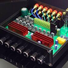 A600 350W Audio Power Amplifier TPA3116 Bluetooth 4.2 5.1 Channel DC24V 5A Black