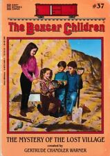 The Boxcar Children Mysteries #37: The Mystery of the Lost Village - 1993 PB