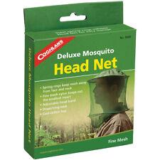 Coghlan's Deluxe Mosquito Net Head, Ajustable, malla fina deja de pequeños insectos