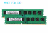 16GB 2X 8GB 8 GB DDR3 1333MHz PC3-10600U Desktop DIMM Memory AMD Motherboard RAM