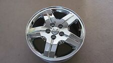 "New OEM 2007 2008 2009 Dodge Caliber 17"" Chrome Clad Aluminum Wheel 82210066"