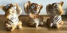 Latex mould for making This set of tiger cubs