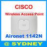 Cisco Aironet 1142N Dual-band Wireless Access Point 802.11n AIR-LAP1142N-N-K9 AP