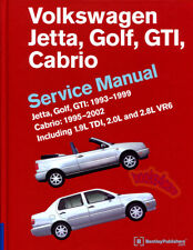 repair manuals literature for volkswagen jetta ebay rh ebay com 1995 volkswagen cabrio repair manual German VW Cabrio