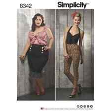 Simplicity Trousers Sewing Patterns