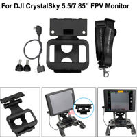 "5.5-7.85"" For CrystalSky Monitor Bracket Mount Holder For DJI MAVIC 2/ Pro/ AIR"