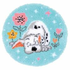 Little Dalmatian Latch Hook Kit Rug Making Kit Licensed By Disney, by Vervaco