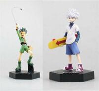 Anime Hunter × Hunter Killua Zoldyck GON·FREECSS PVC Figure Toy Boxed Gifts