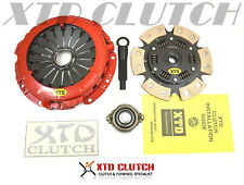 XTD STAGE 3 CLUTCH KIT FITS FOR TIBURON ELANTRA 4CYL 2.0L 1.8L DOHC