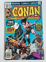 CONAN THE BARBARIAN #84 (1977) MARVEL COMICS 1ST APPEARANCE ZULA!! NEWSSTAND