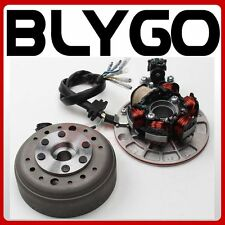Magneto Stator + Flywheel Set LIFAN YX 140cc Kick Start Engine PIT PRO Dirt Bike