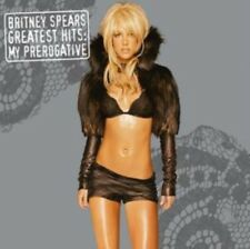 BRITNEY SPEARS - Greatest Hits - My Prerogative CD *NEW & SEALED*