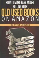 How to Make Easy Money Selling Your Old Used Books on Amazon : Earn Money Sel...