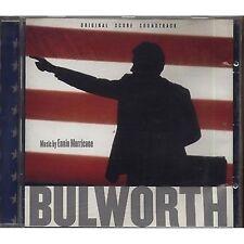 ENNIO MORRICONE - Bulworth - CD OST 1998 NEAR MINT CONDITION