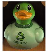 Mr. Verde - Riciclato Verde Gomma Anatra - Celebriduck