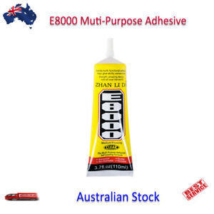 E8000 Adhesive Glue for Mobile Phone Repairing and other Purposes