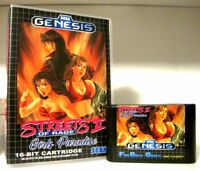 STREETS OF RAGE 2: GIRL'S PARADISE Custom Sega Genesis CARTRIDGE & CASE! NICE!